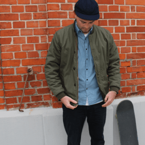 Levis Skateboarding Collection Checkout FW16