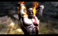 Kratos just before dropping some fools
