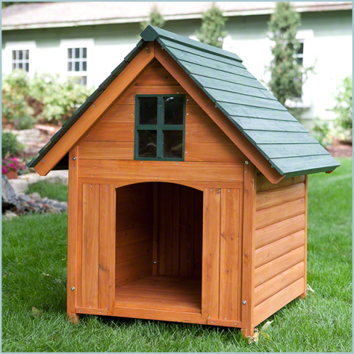 Custom Dog House for Small to Medium Dogs