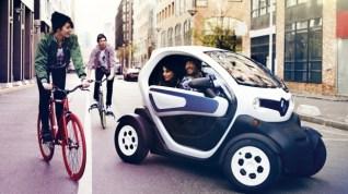 des milliers propriétaires de Twizy vont recevoir un recommandé pour faire vérifier leurs freins.