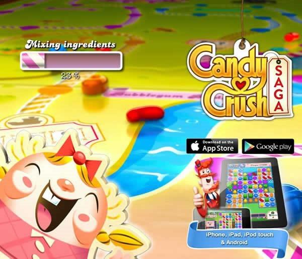 candy crush juego genera 866000 dolares al dia