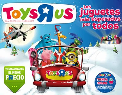 catalogo juguetes navidad 2013 toys r us espana