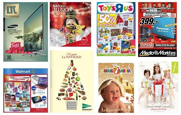 catalogos guias de compras navidad 2013 1