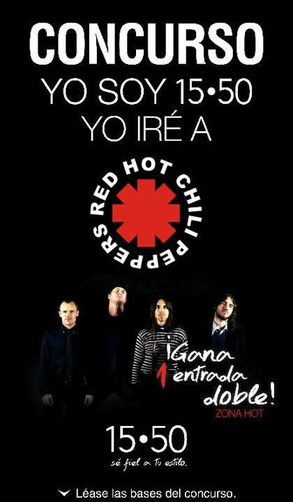 gana-entradas-concierto-red-hot-chili-peppers-agosto-2011