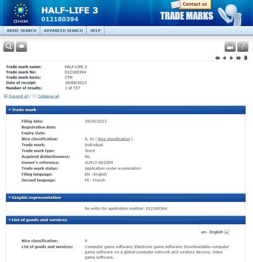 half-life 3 realmente confirmado registro