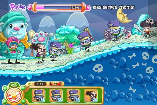 juegos-online-para-el-fin-de-semana-my-little-army