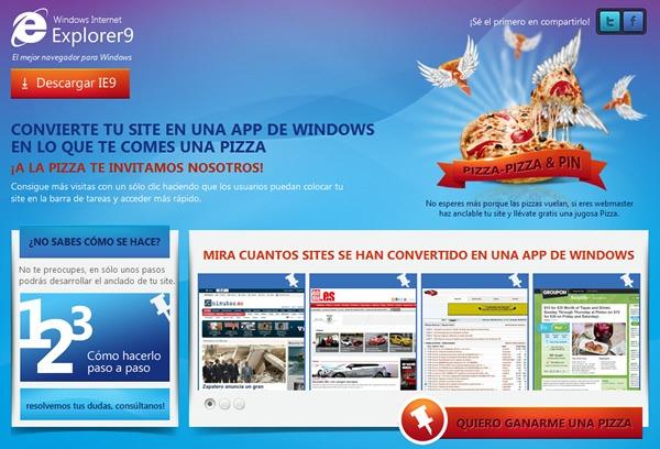 pizza-gratis-microsoft-internet-explorer-9