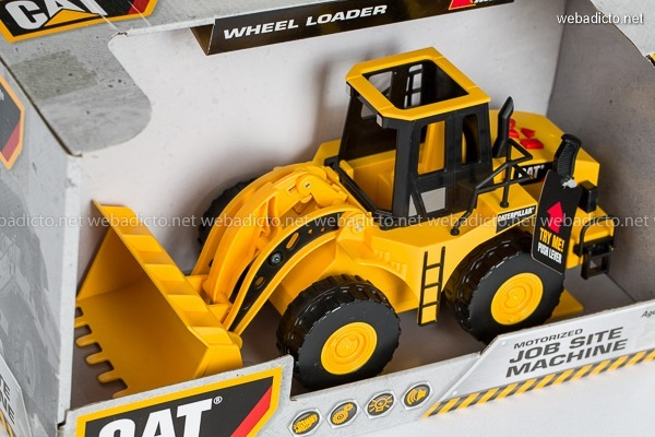 review Caterpillar Construction Job Site Machines-9757