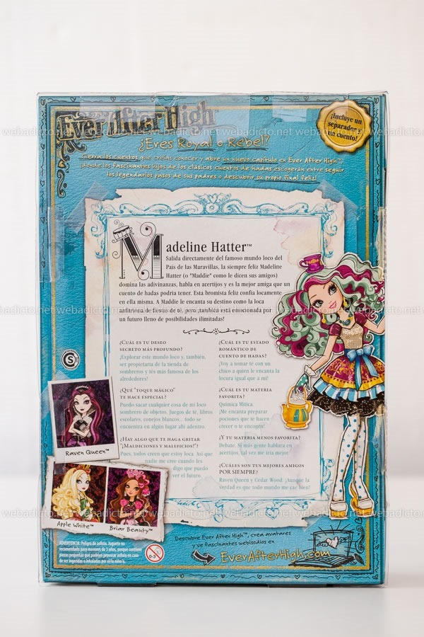 review doll ever after high-0177