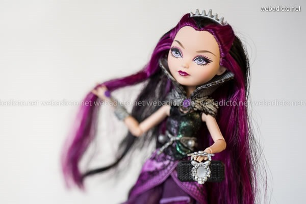 review doll ever after high-0486