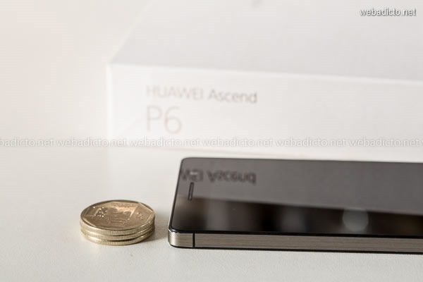 review huawei ascend p6-8877