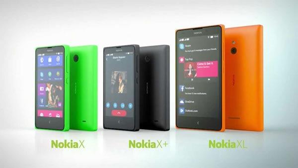 smartphones nokia x