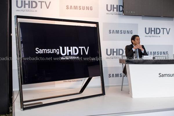 televisores samsung uhd tv f9000 y serie 9-9202