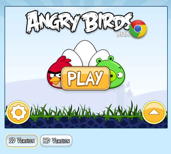 angry birds browsergame