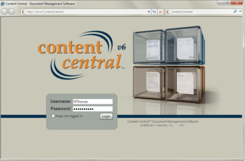 Ademero Content Central