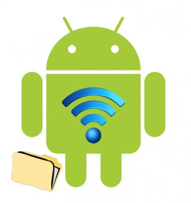 Access Computer Files from Android Phone Wirelessly