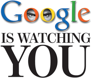 google-is-watching