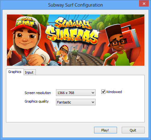 Subway Surfer PC game configuration How to Play Subway Surfers on PC? Download Subway Surfers for PC, Mac
