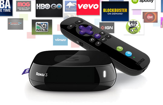 Roku streaming player How to turn any HDTV into a Smart TV?