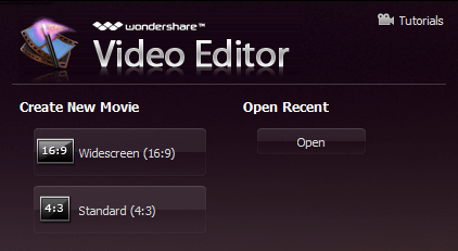 Aspect ratio How to edit videos with Wondershare Video Editor