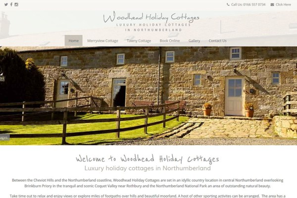 Woodhead Holiday Cottages (Bespoke)