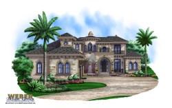 White Castello Di Amoroso Luxury House Mediterranean More Weber Design Group Houzz Weber Design Group House