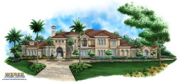 Compelling Over Square Mediterranean House Mediterranean Tuscan Mansion Plan Step Into Luxury Casa Hermosa House Spanish A This Sprawling Mediterranean House Plan