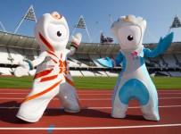 London 2012 mascot