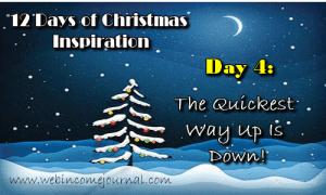 12 Days of Christmas Inspiration - Day 4