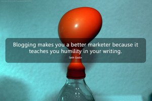 Stop blogging and start making money