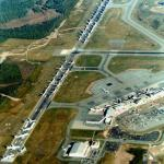 Grounded aircraft on September 11, 2001