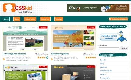 csskid homepage