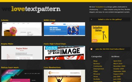 welovetxp homepage