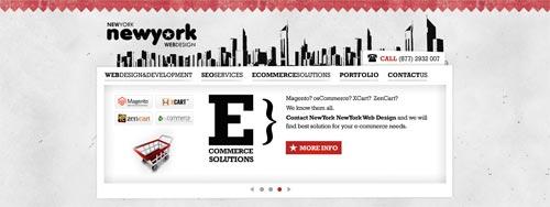 Newyork Webdesign
