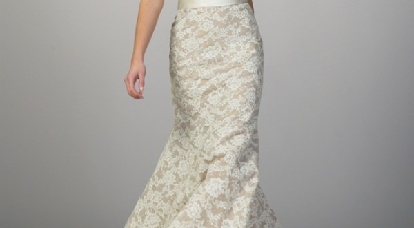 Strapless Mermaid Wedding Gown By Liancarlo
