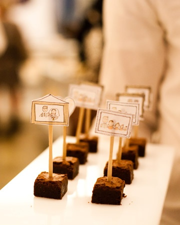 Create Your Own Wedding Hors D'Oeuvres Bar