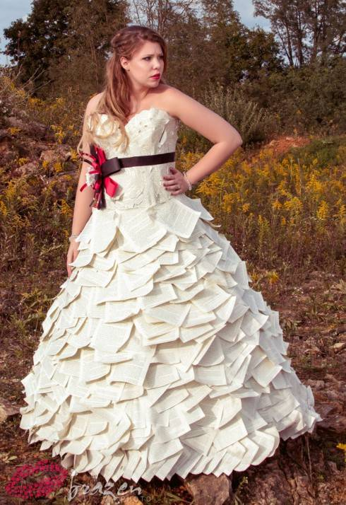 Amazing recycled wedding dresses wedding planning ideas for Recycle wedding dress ideas