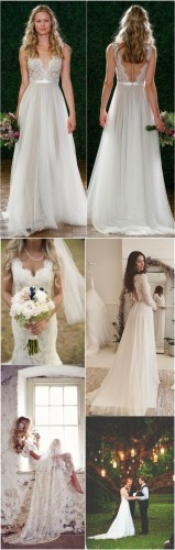 rustic wedding theme ideas country themed wedding dresses Rustic country wedding dresses ideas