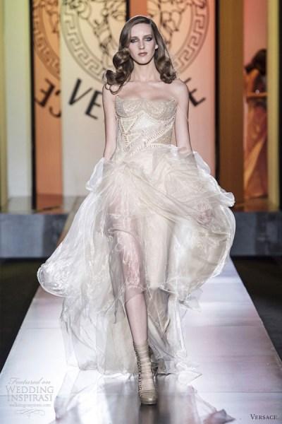 Versace Fall 2012 Couture | Wedding Inspirasi