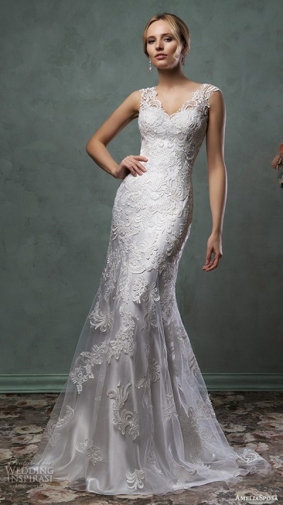 Amelia Sposa 2016 Wedding Dresses | Wedding Inspirasi
