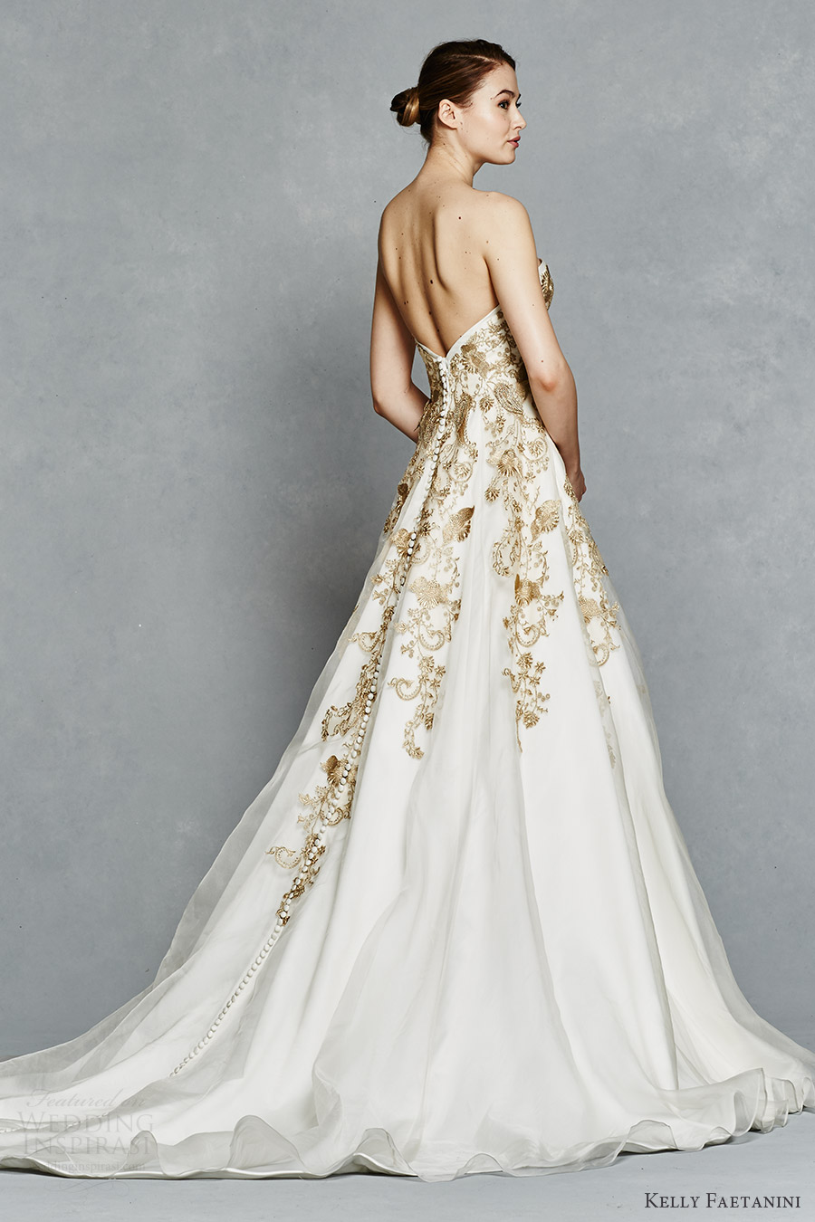 Fullsize Of Gold Wedding Dresses