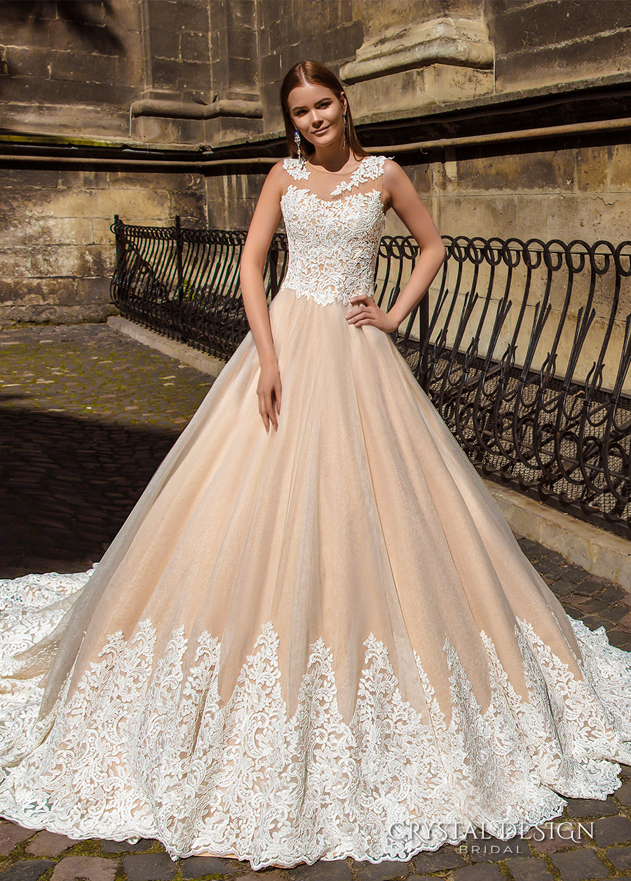 Fabulous Ball Gown Sweetheart Sleeveless Embroidery Elas Color Wedding Dress wedding dresses with color Color Wedding Dress See Larger imageSee