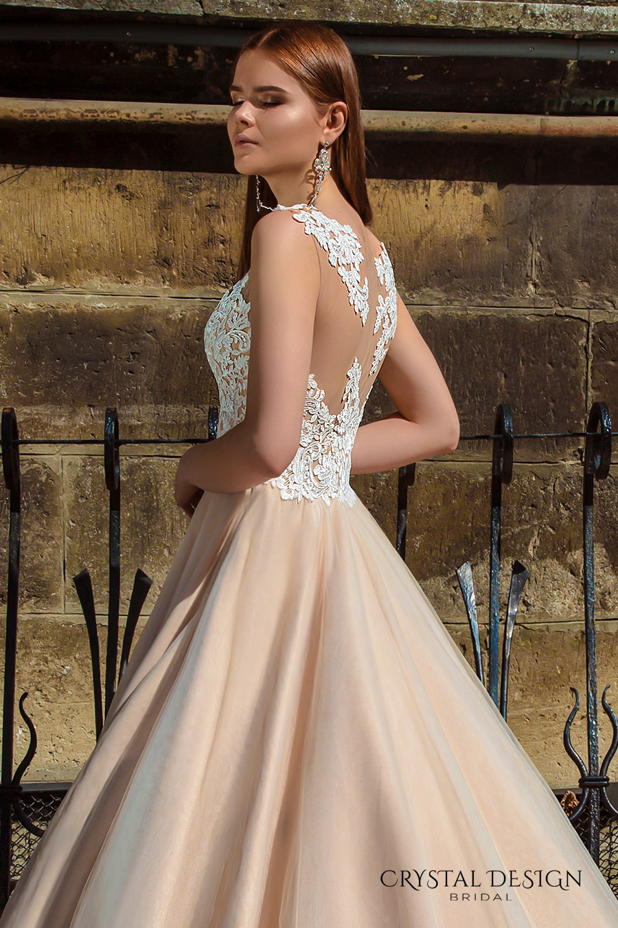 bridal trend colored wedding dresses color wedding dresses Bridal Trend Colored Wedding Dresses We ve never shied away from color and