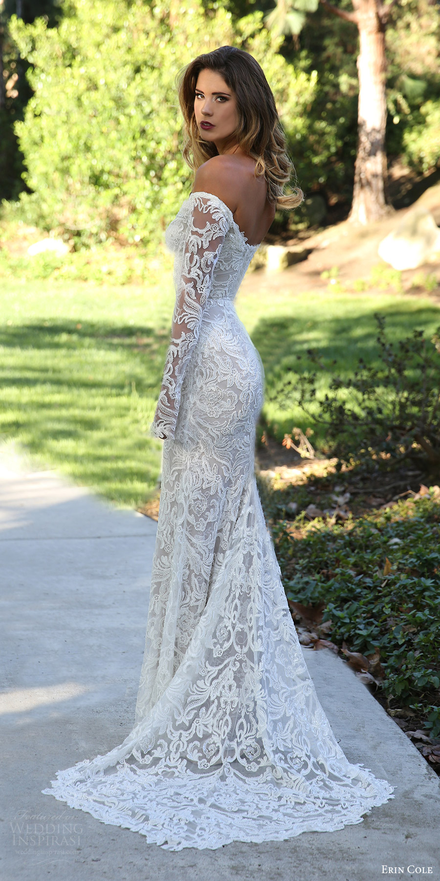 best wedding dresses fall fall wedding dresses A look from the Naeem Khan fall bridal collection Photo Courtesy