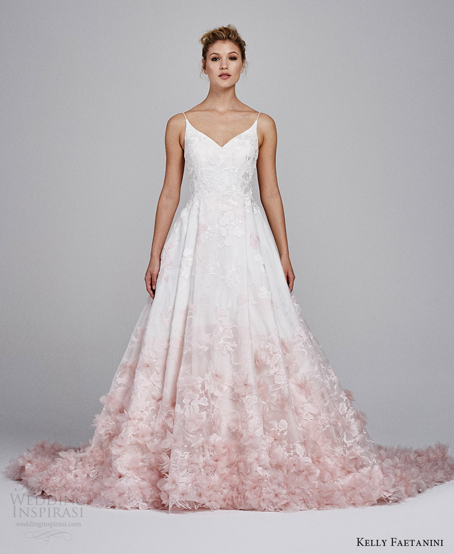 ombre wedding gown ombre wedding dress Ombre Wedding Dress