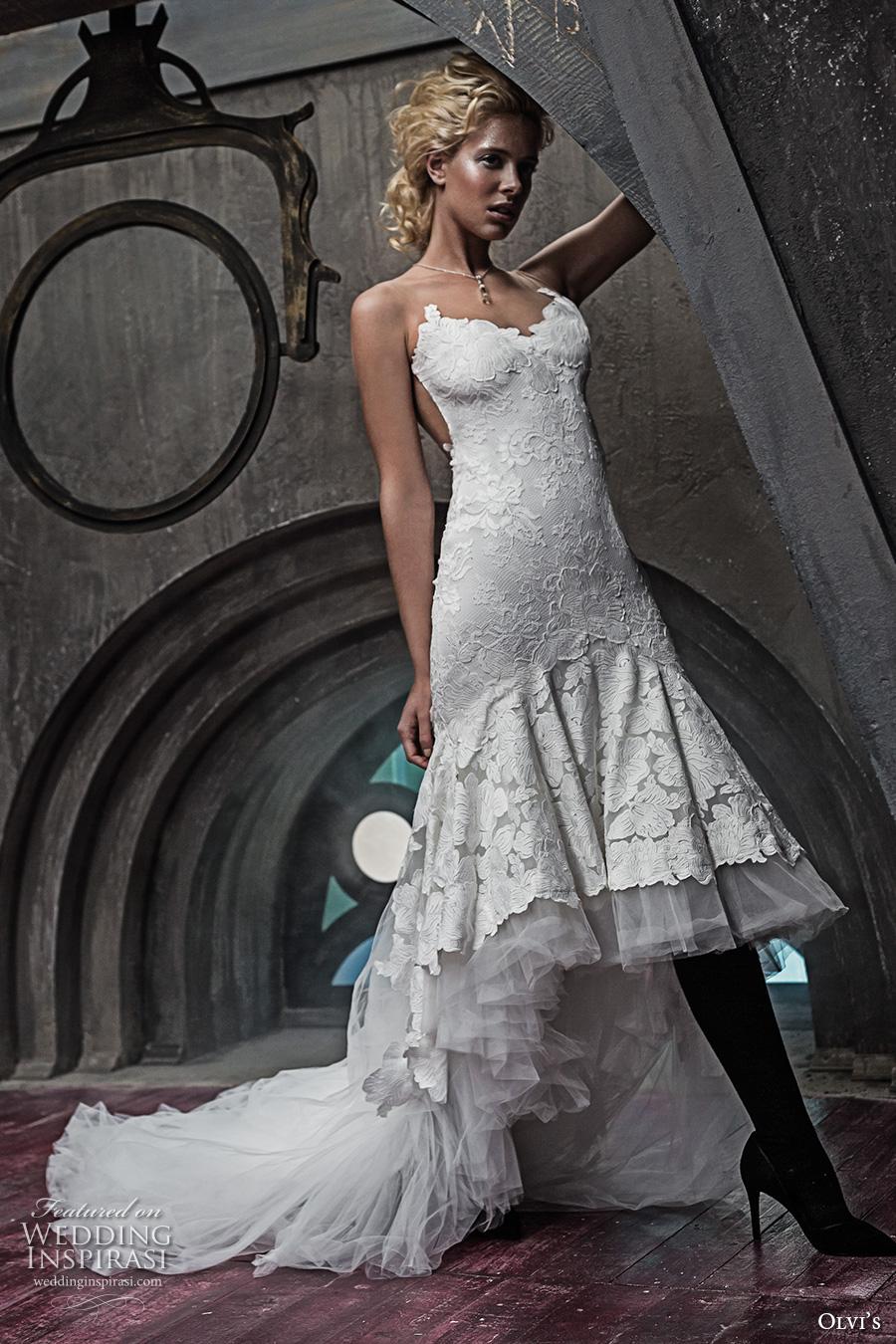 Olga yermoloff 2017 couture wedding dresses crazyforus for High couture wedding dresses