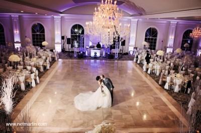 Anna & Emilio's Modern Glam Wedding at Aria in Prospect, CT