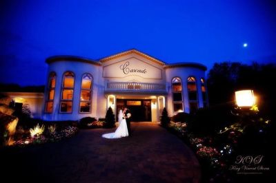 Cascade in Connecticut | Wedding Reports Connecticut