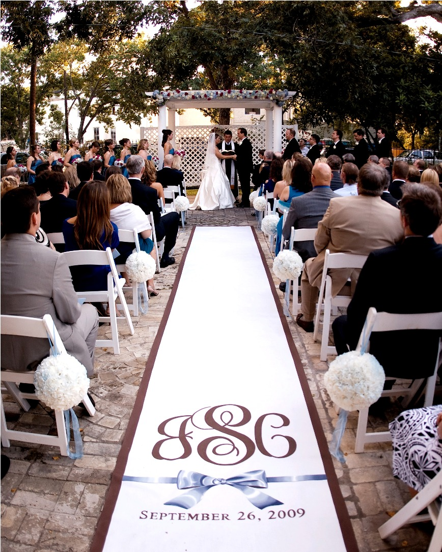 runner rules the when where and wow of wedding aisle runners wedding runners The Original Runner Co