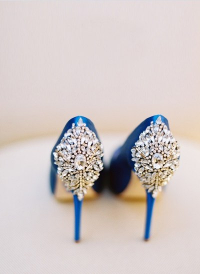 Something Blue Ideas for Wedding